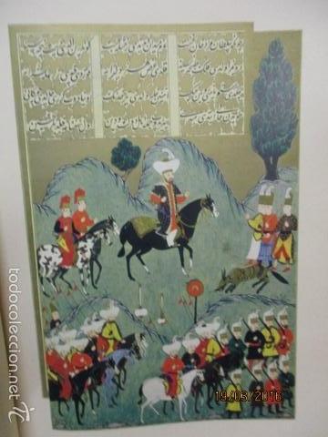 Libros de segunda mano: Espectacular libro de la historia de los Sultanes de 47 cm x 33,5 cm. (en turco - ver fotos) 1969 - Foto 33 - 55226079
