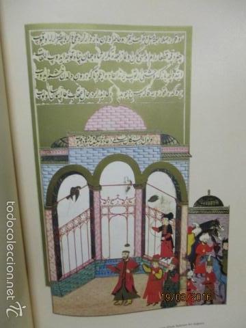 Libros de segunda mano: Espectacular libro de la historia de los Sultanes de 47 cm x 33,5 cm. (en turco - ver fotos) 1969 - Foto 37 - 55226079