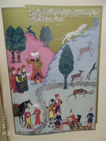 Libros de segunda mano: Espectacular libro de la historia de los Sultanes de 47 cm x 33,5 cm. (en turco - ver fotos) 1969 - Foto 41 - 55226079