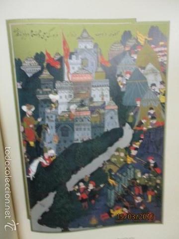 Libros de segunda mano: Espectacular libro de la historia de los Sultanes de 47 cm x 33,5 cm. (en turco - ver fotos) 1969 - Foto 43 - 55226079