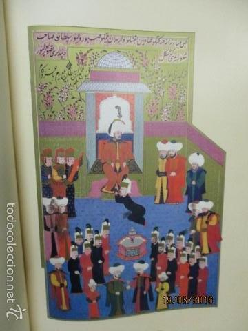 Libros de segunda mano: Espectacular libro de la historia de los Sultanes de 47 cm x 33,5 cm. (en turco - ver fotos) 1969 - Foto 45 - 55226079