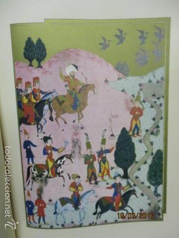 Libros de segunda mano: Espectacular libro de la historia de los Sultanes de 47 cm x 33,5 cm. (en turco - ver fotos) 1969 - Foto 47 - 55226079