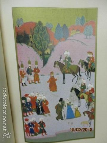 Libros de segunda mano: Espectacular libro de la historia de los Sultanes de 47 cm x 33,5 cm. (en turco - ver fotos) 1969 - Foto 49 - 55226079