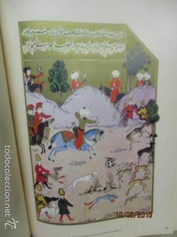 Libros de segunda mano: Espectacular libro de la historia de los Sultanes de 47 cm x 33,5 cm. (en turco - ver fotos) 1969 - Foto 63 - 55226079