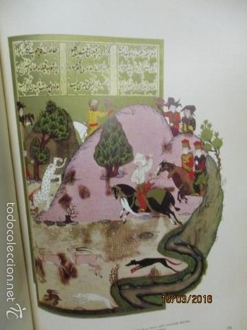 Libros de segunda mano: Espectacular libro de la historia de los Sultanes de 47 cm x 33,5 cm. (en turco - ver fotos) 1969 - Foto 65 - 55226079
