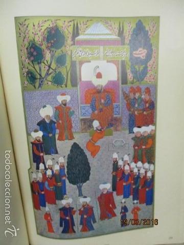 Libros de segunda mano: Espectacular libro de la historia de los Sultanes de 47 cm x 33,5 cm. (en turco - ver fotos) 1969 - Foto 68 - 55226079