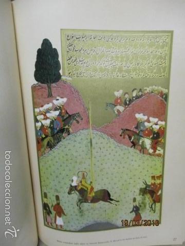 Libros de segunda mano: Espectacular libro de la historia de los Sultanes de 47 cm x 33,5 cm. (en turco - ver fotos) 1969 - Foto 83 - 55226079
