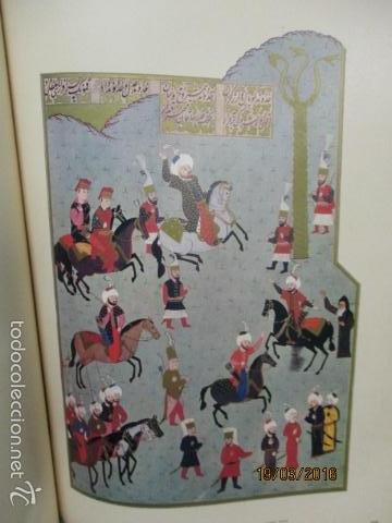 Libros de segunda mano: Espectacular libro de la historia de los Sultanes de 47 cm x 33,5 cm. (en turco - ver fotos) 1969 - Foto 85 - 55226079