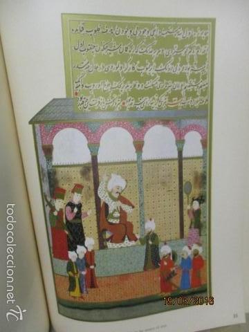 Libros de segunda mano: Espectacular libro de la historia de los Sultanes de 47 cm x 33,5 cm. (en turco - ver fotos) 1969 - Foto 99 - 55226079