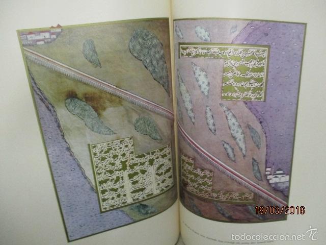 Libros de segunda mano: Espectacular libro de la historia de los Sultanes de 47 cm x 33,5 cm. (en turco - ver fotos) 1969 - Foto 102 - 55226079