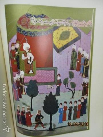 Libros de segunda mano: Espectacular libro de la historia de los Sultanes de 47 cm x 33,5 cm. (en turco - ver fotos) 1969 - Foto 125 - 55226079