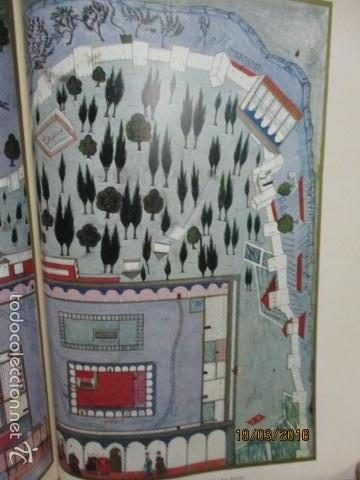 Libros de segunda mano: Espectacular libro de la historia de los Sultanes de 47 cm x 33,5 cm. (en turco - ver fotos) 1969 - Foto 130 - 55226079