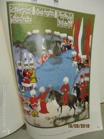 Libros de segunda mano: Espectacular libro de la historia de los Sultanes de 47 cm x 33,5 cm. (en turco - ver fotos) 1969 - Foto 138 - 55226079