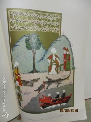 Libros de segunda mano: Espectacular libro de la historia de los Sultanes de 47 cm x 33,5 cm. (en turco - ver fotos) 1969 - Foto 141 - 55226079