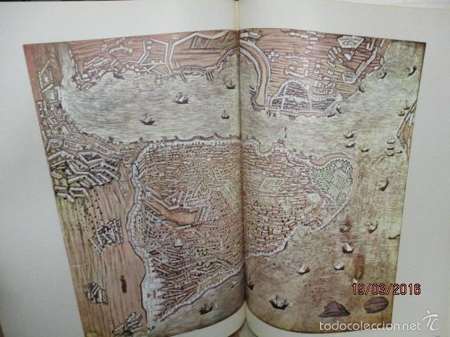 Libros de segunda mano: Espectacular libro de la historia de los Sultanes de 47 cm x 33,5 cm. (en turco - ver fotos) 1969 - Foto 142 - 55226079