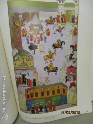 Libros de segunda mano: Espectacular libro de la historia de los Sultanes de 47 cm x 33,5 cm. (en turco - ver fotos) 1969 - Foto 151 - 55226079