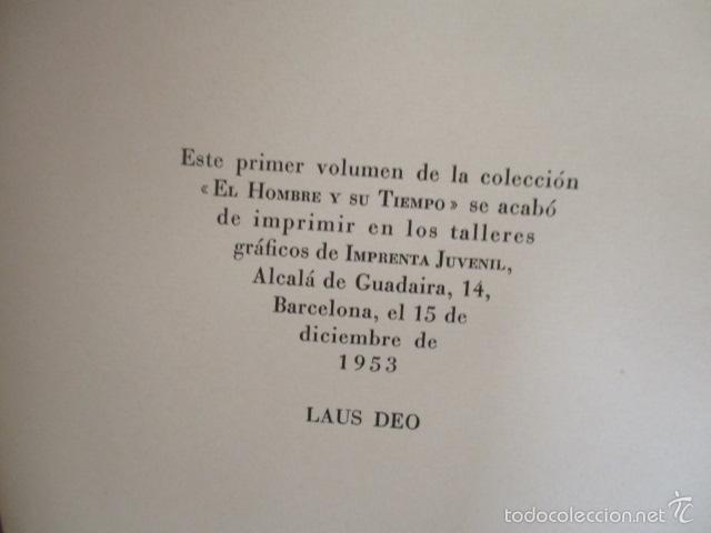 Libros de segunda mano: Juan II de Aragon (1398 - 1479) - J. Vicens Vives - Monarquia y Revolución en la España del siglo XV - Foto 16 - 56216772