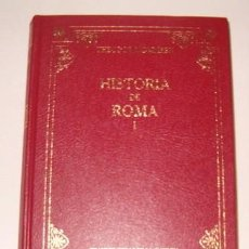 THEODOR MOMMSEN. Historia de Roma I. RMT74305.
