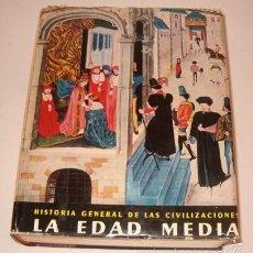 Libros de segunda mano: MAURICE CROUZET (DIR.). HISTORIA GENERAL DE LAS CIVILIZACIONES. VOLUMEN III. RM74589. . Lote 56735943