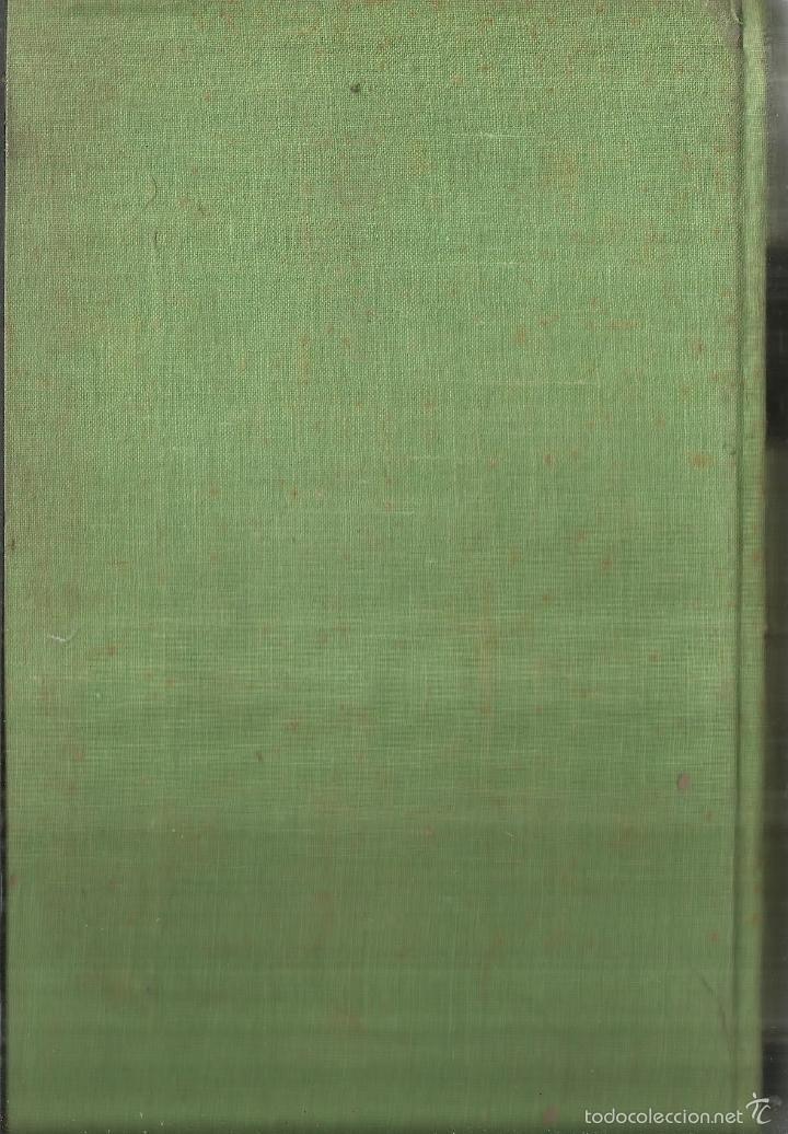 Libros de segunda mano: LA ESPAÑA DE CISNEROS. WALTER STARKIE. EDITORIAL JUVENTUD. BARCLEONA. 1953 - Foto 3 - 186586958