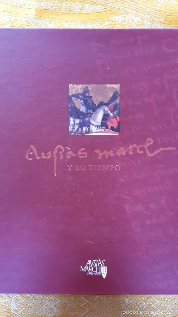 AUSIAS MARCH Y SU TIEMPO (Libros de Segunda Mano - Historia Antigua)