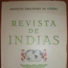 Libros de segunda mano: REVISTA DE INDIAS. AÑO 1967. SUMARIO FOTOGRAFIADO.. Lote 57120365