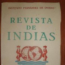 Libros de segunda mano: REVISTA DE INDIAS. AÑO 1959. SUMARIO FOTOGRAFIADO.. Lote 57120528