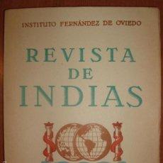 Libros de segunda mano: REVISTA DE INDIAS. AÑO 1959. SUMARIO FOTOGRAFIADO.. Lote 57120552