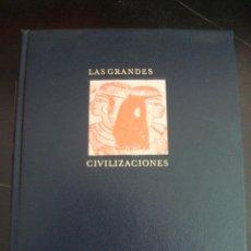 Libros de segunda mano: IMAGEN DE LA LIBRERÍA LA CIVILIZACIÓN DEL EGIPTO FARAÓNICO.DAUMAS, FRANÇOIS.. Lote 57288172
