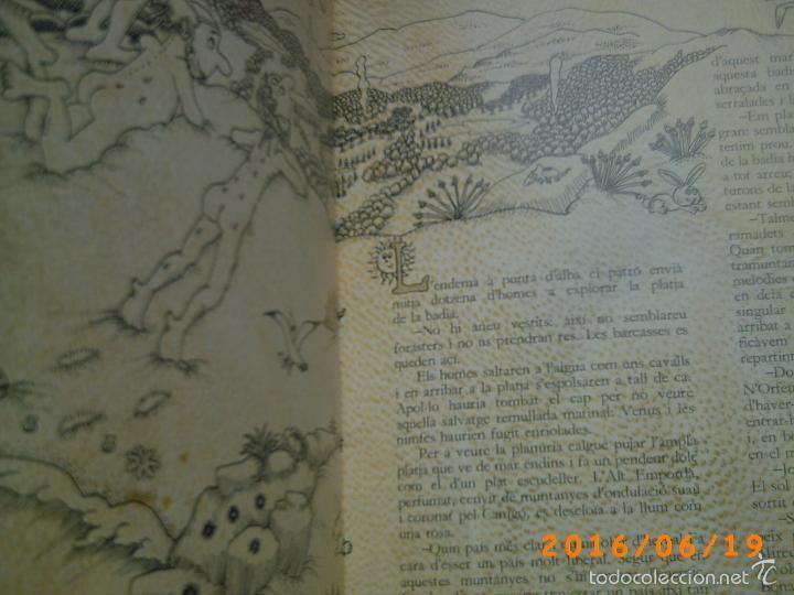 Libros de segunda mano: EL MERAVELLÓS DESEMBARCAMENT DELS GRECS A EMPÚRIES-TEXT M. BRUNET-ILLUSTRACIONS P. BAYÉS-ED. AUSA - Foto 10 - 57562905