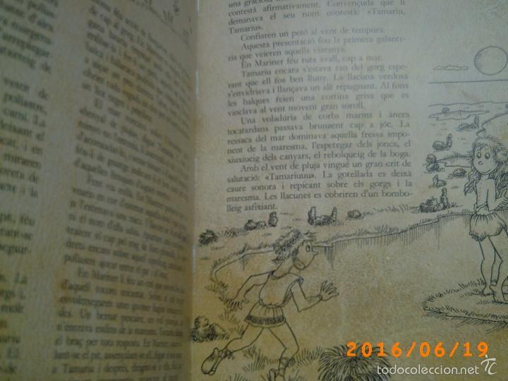Libros de segunda mano: EL MERAVELLÓS DESEMBARCAMENT DELS GRECS A EMPÚRIES-TEXT M. BRUNET-ILLUSTRACIONS P. BAYÉS-ED. AUSA - Foto 12 - 57562905