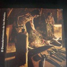 Libros de segunda mano: EL DESCUBRIMIENTO DE LOS METALES.PERCY KNAUTH. ORIGENES DEL HOMBRE.LIBROS TIME- LIFE 1975.ILUSTRADO.. Lote 57626279