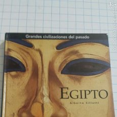 Libros de segunda mano: LIBRO GRANDES CIVILIZACIONES DEL PASADO. EGIPTO.. Lote 57952698