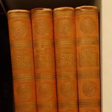 Libros de segunda mano: HISTORIA UNIVERSAL. LAS GRANDES CORRIENTES DE LA HISTORIA. JACQUES PIRENNE. LOS 4 PRIMEROS VOLÚMENES. Lote 58014450