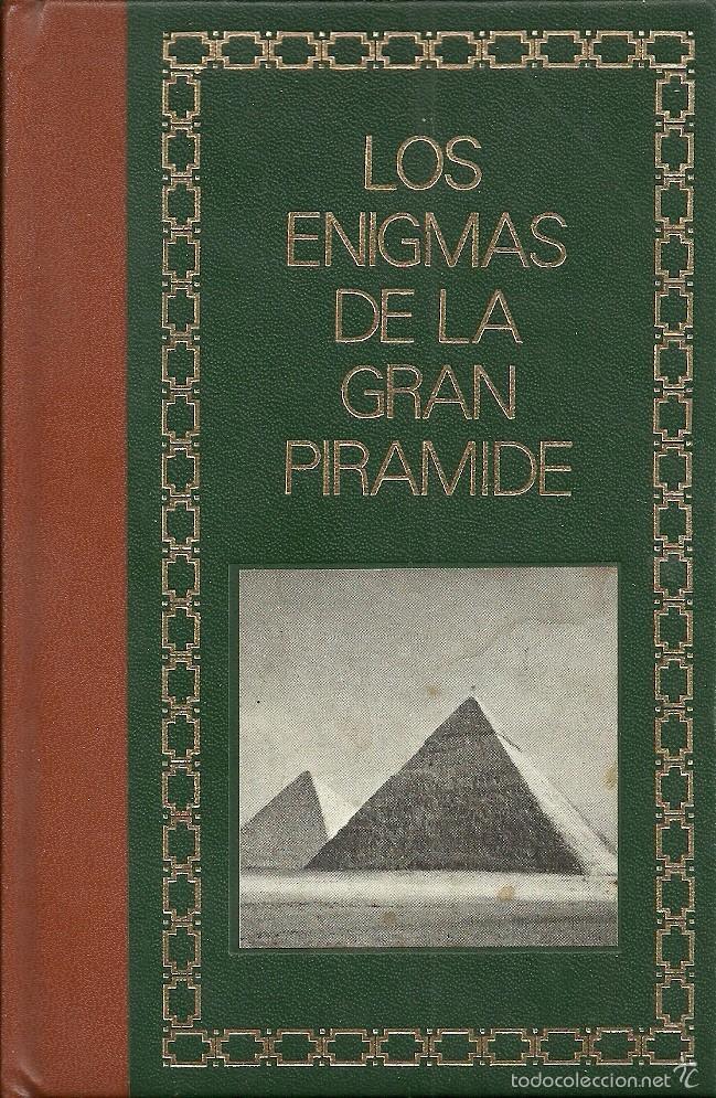 PHILIPPE AZIZ-LOS ENIGMAS DE LA GRAN PIRÁMIDE.AL ENCUENTRO DEL EGIPTO MILENARIO,1.1976. (Libros de Segunda Mano - Historia Antigua)