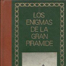 Libros de segunda mano: PHILIPPE AZIZ-LOS ENIGMAS DE LA GRAN PIRÁMIDE.AL ENCUENTRO DEL EGIPTO MILENARIO,1.1976.. Lote 58205793