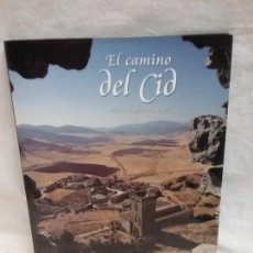 Libros de segunda mano: EL CAMINO DEL CID - MARIA ANGELES SÁNCHEZ - AÑO 2007 - LUNWERG EDITORES . Lote 58432111