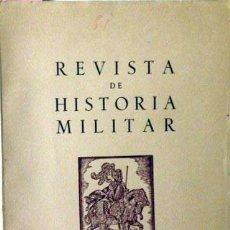 Libros de segunda mano: ORGANIZACIÓN MILITAR DE LOS REYES CATÓLICOS. EL RECLUTAMIENTO MILITAR (REVISTA DE Hª MILITAR). Lote 59946959