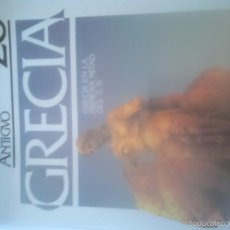 Libros de segunda mano: COLECCIÓN HISTORIA ANTIGUA AKAL. 26 GRECIA EN LA 1ª MITAD DEL S. IV. Lote 181166646
