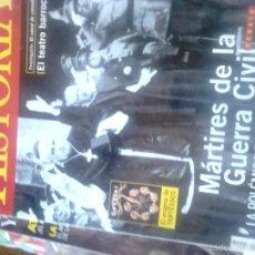 Libros de segunda mano: LA AVENTURA DE LA HISTORIA. Lote 61371091
