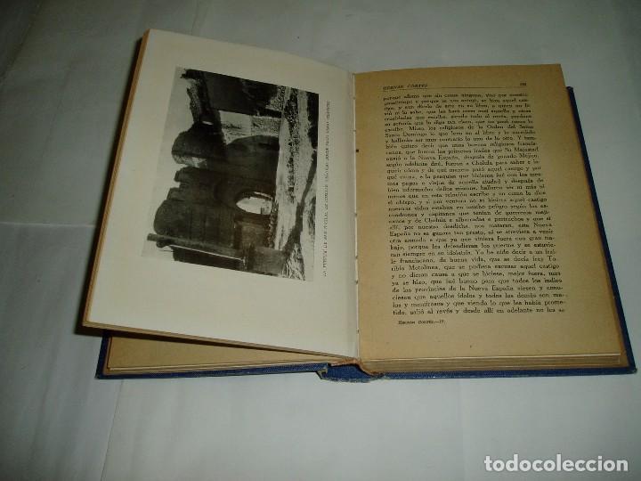 Libros de segunda mano: HERNÁN CORTÉS EL CONQUISTADOR INVENCIBLE. 1948 - Foto 4 - 62664196