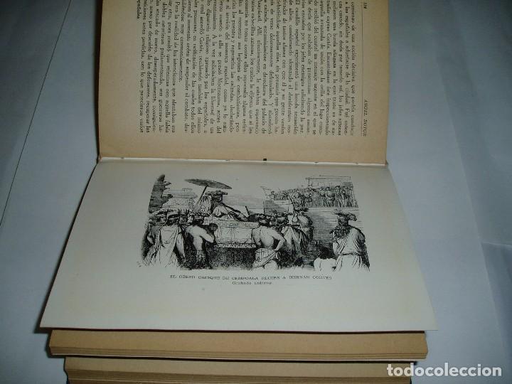 Libros de segunda mano: HERNÁN CORTÉS EL CONQUISTADOR INVENCIBLE. 1948 - Foto 5 - 62664196