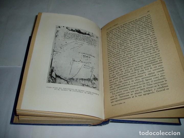 Libros de segunda mano: HERNÁN CORTÉS EL CONQUISTADOR INVENCIBLE. 1948 - Foto 6 - 62664196