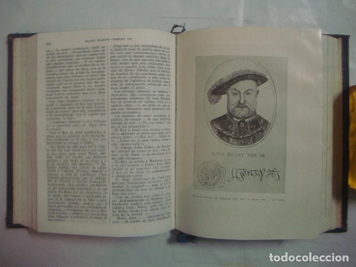 Libros de segunda mano: LUIS ALONSO LUENGO. OCHO VIDAS DE CONQUISTA. MUY ILUSTRADO. PAPEL BIBLIA. 1952. - Foto 2 - 62670992