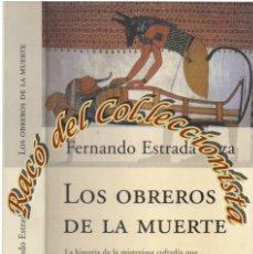 Gebrauchte Bücher - LOS OBREROS DE LA MUERTE, FERNANDO ESTRADA LAZA, EDITORIAL PLANETA, 2001 - 76048709