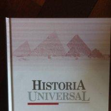 Libros de segunda mano: ENCICLOPEDIA HISTORIA UNIVERSAL (ED. SALVAT), 24 TOMOS. Lote 64439743