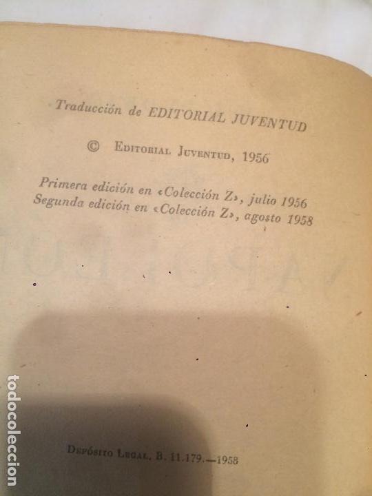 Libros de segunda mano: Antiguo libro Napoleón por Emil Ludwig año 1958 editorial Juventud S.A. - Foto 3 - 64765707