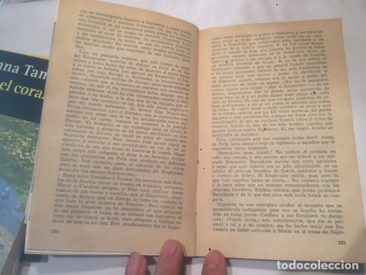 Libros de segunda mano: Antiguo libro Napoleón por Emil Ludwig año 1958 editorial Juventud S.A. - Foto 4 - 64765707