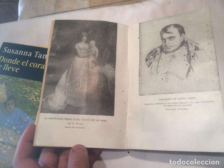 Libros de segunda mano: Antiguo libro Napoleón por Emil Ludwig año 1958 editorial Juventud S.A. - Foto 5 - 64765707
