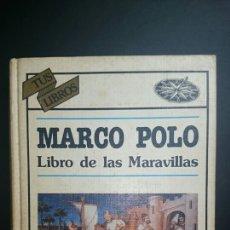 Libros de segunda mano - MARCO POLO LIBRO DE LAS MARAVILLAS - 68560307